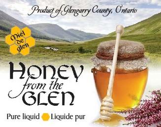 Logo_Honey from the Glen